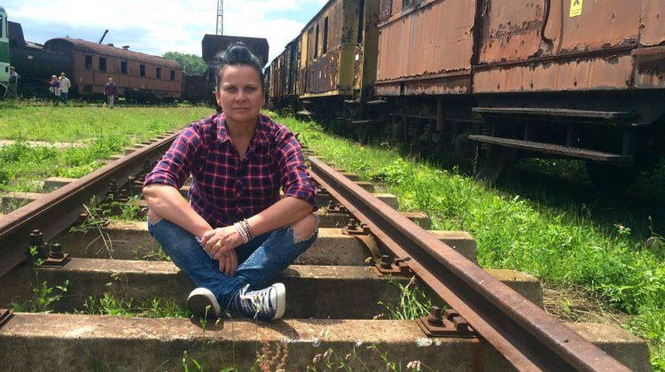 Na kolejowym szlaku